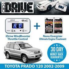 IDRIVE THROTTLE CONTROL - TOYOTA PRADO 120 2002-2009 + NANO ENERGIZER AIO