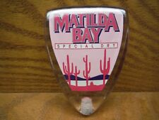 Matilda Bay Special Dry Beer Tap Tapper Handle Vintage 1970-80s???