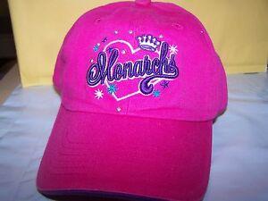 Sacramento Monarchs- YOUTH PRINCESS HAT/CAP- GIRLS- ADJUSTABLE