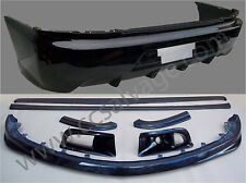 MITSUBISHI EVO 8 9 BODY KIT 03 >06 BUMPER LIP DUCTS SIDE SKIRTS SPATS BIRMINGHAM