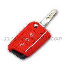 VW Volkswagen Golf MK7 Car Key Case Skin Jacket Protection Cover