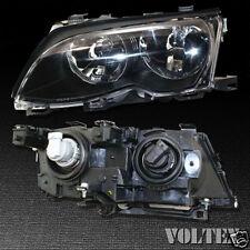 2002-2005 BMW 325 330 320 Sedan Headlight Lamp Left Side Clear lens Halogen