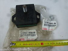 Toyota 12361-49036 Insulator - Genuine OEM New