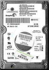 SEAGATE ST93015A 30GB ATA/IDE HARD DRIVE P/N: 9Y1412-331  3KW  AMK