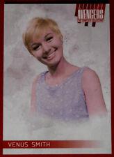 THE COMPLETE AVENGERS - Series 1 Card #51 - JULIE STEVENS / VENUS SMITH