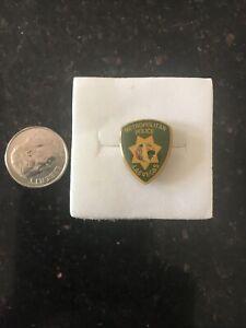 Las Vegas Metro Police Lapel Pin - Police/ LEO / Govt. - Law Enforcement