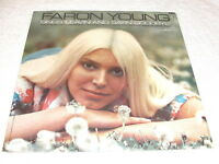 """Faron Young """"Sings: Leavin And Sayin Goodbye"""" 1974 Country LP, SEALED!, Mercury"""