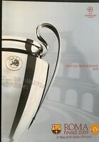 Manchester United v Barcelona 2009 Champions League Cup Final