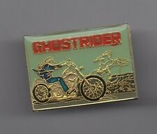 Pin's Ghostrider (moto - cheval)