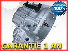 Boite de vitesses Opel Vivaro 1.9 DTI / CDTI  1an de garantie