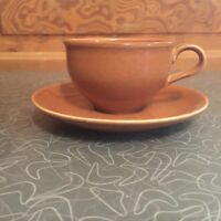 Vintage Russel Wright Iroquois Casual China Cup and Saucer