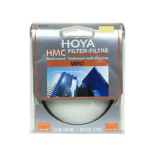 NEW HOYA HMC UV(C) Filter 77mm Clearer Glass Multicoated Slim Flame Filter