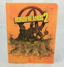 Borderlands 2 Limited Edition Strategy Guide Hard Cover Book