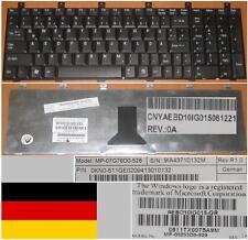 Clavier Qwertz Allemand Toshiba M60 M65 MP-03233D0-920 AEBD10IG015-GR Noir