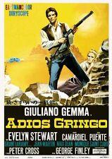 Adios Gringo Giuliano Gemma Ida Galli W.S. Region 2 Pal Japan New Sealed Dvd