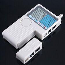Kkmoon – Tester per cavi di rete Rj11 Rj45 USB BNC