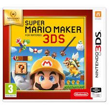 Nintendo 3ds Game Super Mario Maker 2ds Compatible