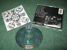 False Face Society - Game Face On (cd) toledo ohio rock / metal