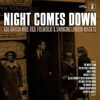 Night Comes Down: 60 British Mod, R&B, Freakbeat & Swinging London Nug (NEW 3CD)