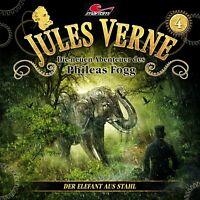 JULES VERNE-DIE NEWEN ABENTEUER DES PHILEAS FOGG - FOLGE 4-DER ELEFANT CD NEW