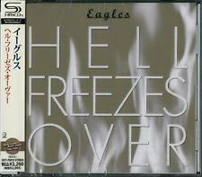 EAGLES HELL FREEZES OVER JAPAN 2011 SHM CD - DON HENLEY - GLENN FREY - JOE WALSH