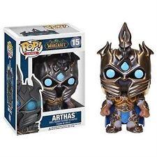 Funko - World of Warcraft Arthas Pop! Vinyl Figure