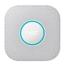 *OPEN BOX*Google Nest Protect Wired Smoke and Carbon Monoxide Detector S3003LWES