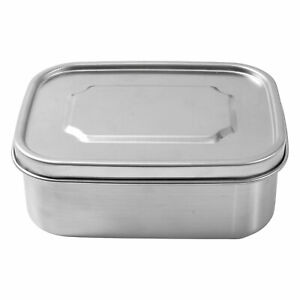 Kids Adults Leakproof Bento Box Thermal Lunch Box Reusable Food Fresh Container