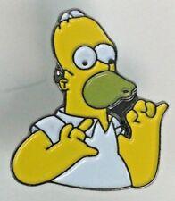 Homer Simpson - Simpsons FOX Animated TV Series - UK Imported Enamel Pin