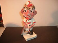 """1940's Brooklyn Dodgers """"Bum"""" Stanford Pottery Bank"""