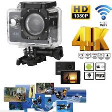 4K 16MP Ultra HD WIFI Waterproof Sport Action Camera DV Video Cam Camcorder USA