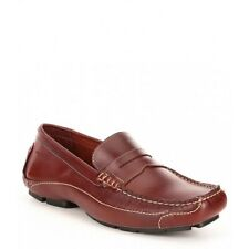 Rockport LC Penny Luxury Cruise Cordovan Leather Driver Moc Loafer 9.5 Mens