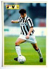 Cartolina Juventus Alessandro Del Piero Forza Juve Stagione 1995/96
