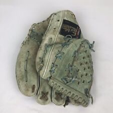 Vintage Franklin 1185 Baseball Glove Lou Brock Signature Model Backhander Japan