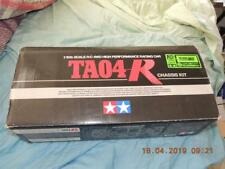 TAMIYA R/C 1/10 TA04R CHASSIS KIT #58282 BOX OLD! BATTERY NOT INCLUDE