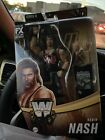 WWE Elite NWO KEVIN NASH Legends Series 12 WCW Target Exclusive IN HAND For Sale