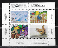 Canada Special Souvenir Sheet - 1992, World Philatelic Youth Exhib MNH Lot 60526
