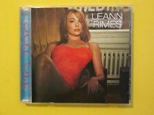 Leann Rimes Tic Toc 2002 Promo CD Single