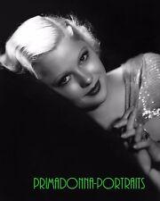 MARY CARLISLE 8X10 Lab Photo B&W Sexy Shadow High Fashion Elegance Portrait