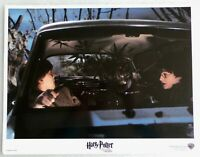 """ORIGINAL 2002 LOBBY CARD 14"""" x 11"""" - """"HARRY POTTER AND THE CHAMBER OF SECRETS"""""""