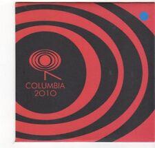 (EZ656) Various Artists, Columbia 2010, 6 track sampler - 2009 DJ CD