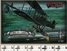 Wingnut Wings 1/32 FE.2b Late High Quality Model Kit set 32025 OOP