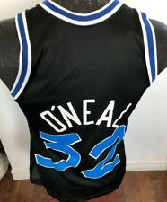 "MENS Sz36  Basketball Jersey Orlando Magic Shaquille ""Shaq"" O'Neal SIGNED"