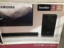 "Samsung N450 2.1"" 320W Soundbar Speaker System - Black - NEW IN BOX"