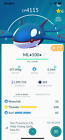 Pokemon Go Kyogre - Maxed CP - lv40 - 2nd Charge ATK- Pvp Master - Top Pvp