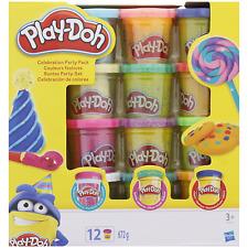 Party Pack Play-Doh PATE A MODELER 12 pots de pâte à modeler