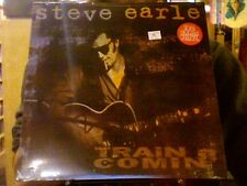 Steve Earle Train A Comin' LP sealed 180 gm vinyl