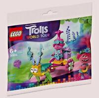 LEGO ☆ Trolls World Tour ☆ Poppy's Carriage Polybag 30555 ☆ Brand New ☆