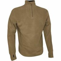 Genuine British Army Issue PCS ( Personal Clothing System ) Cold Weather Fleece