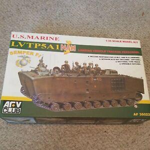 AFV Club 1/35 USMC LVTP-5 Vietnam 35022